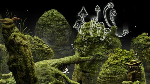 Screenshots of the Samorost 3 game for iPhone, iPad or iPod.