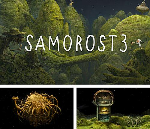 In addition to the game Flower Board for iPhone, iPad or iPod, you can also download Samorost 3 for free.