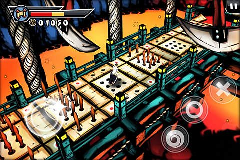 Free Samurai 2: Vengeance download for iPhone, iPad and iPod.