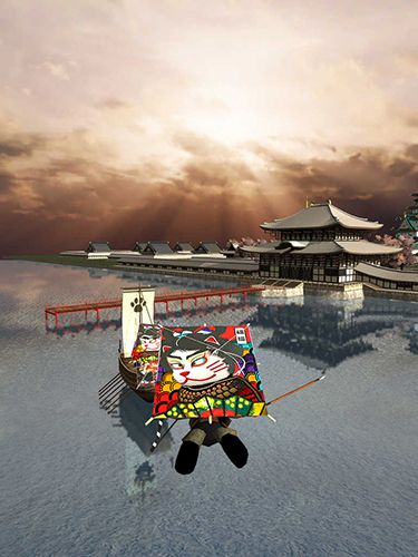 Capturas de pantalla del juego Samurai castle para iPhone, iPad o iPod.
