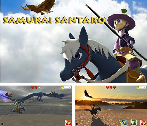 In addition to the game Striker arena for iPhone, iPad or iPod, you can also download Samurai Santaro for free.