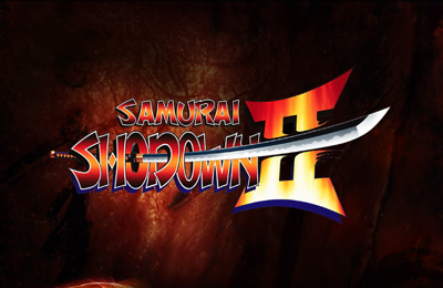 Samurai shodown ii shin samurai spirits haohmaru jigokuhen.