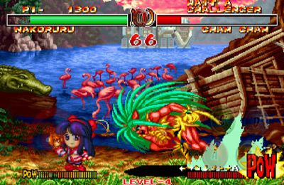 Samurai Shodown 2 iPhone game - free. Download ipa for ...