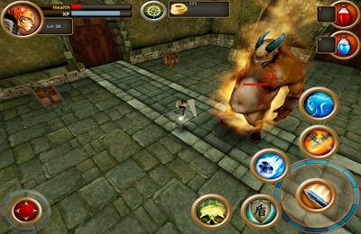 Download Samurai Tiger iPhone free game.