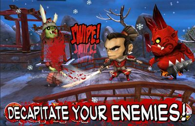 Descarga gratuita de Samurai vs Zombies Defense para iPhone, iPad y iPod.