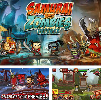 In addition to the game Toy defense 4: Sci-Fi for iPhone, iPad or iPod, you can also download Samurai vs Zombies Defense for free.