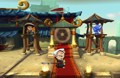 Free Samurai vs Zombies Defense 2 download for iPhone, iPad and iPod.
