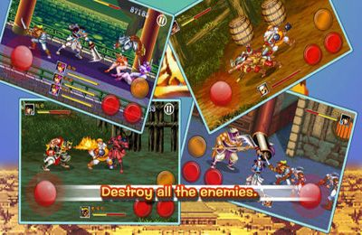 Download Sango Fight iPhone free game.