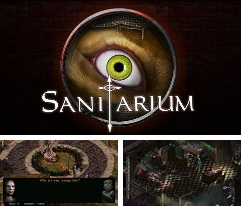 In addition to the game Pursuit of light for iPhone, iPad or iPod, you can also download Sanitarium for free.
