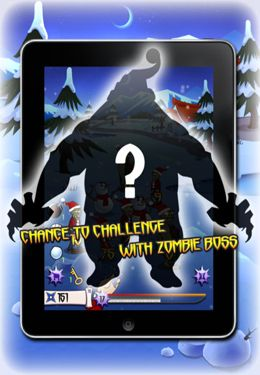 Descarga gratuita de Santa Zombies vs Ninja para iPhone, iPad y iPod.