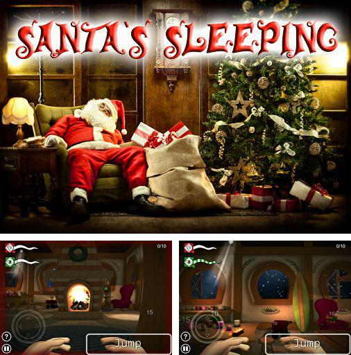 In addition to the game Dracula 4: The shadow of the dragon for iPhone, iPad or iPod, you can also download Santa's sleeping for free.