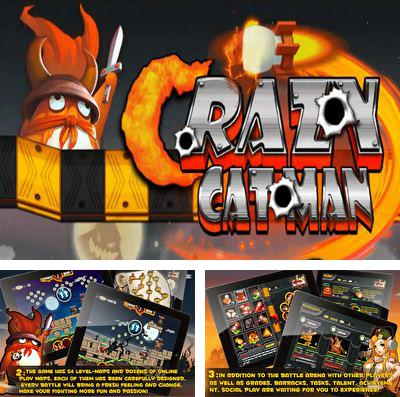 In addition to the game Ninja boy adventures: Bomberman edition for iPhone, iPad or iPod, you can also download Сatman for free.