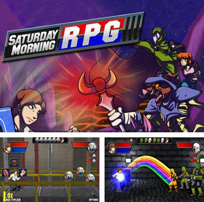 In addition to the game The rainbowers for iPhone, iPad or iPod, you can also download Saturday Morning RPG Deluxe for free.