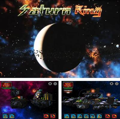 In addition to the game The witch's isle for iPhone, iPad or iPod, you can also download Saturn Ring for free.