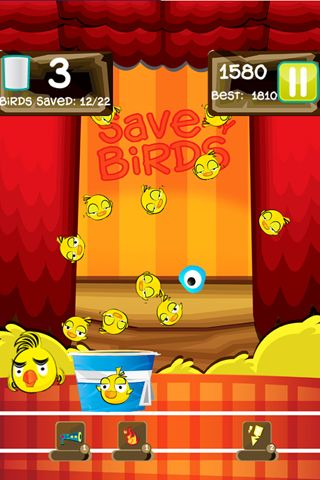 Игра Save my birds 2 для iPhone