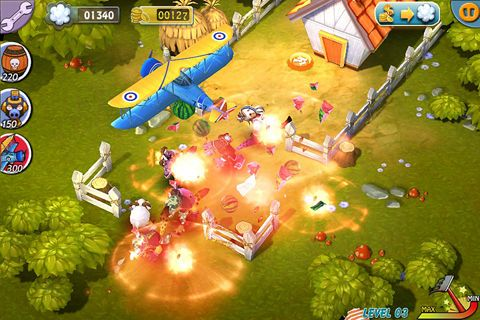 Download Save our sheep iPhone free game.