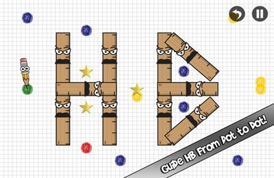 Baixe o jogo Save the pencil para iPhone gratuitamente.