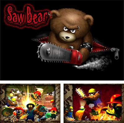 In addition to the game The lost chapter for iPhone, iPad or iPod, you can also download Saw Bear for free.