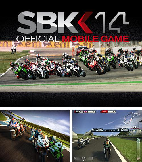In addition to the game Alice in Wonderland: An adventure beyond the Mirror for iPhone, iPad or iPod, you can also download SBK14: Official mobile game for free.