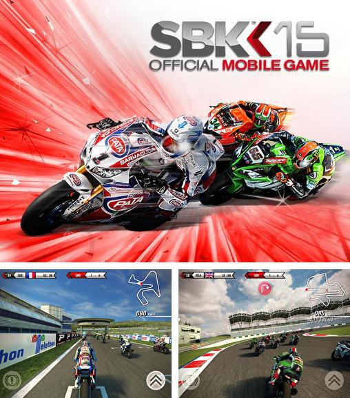 In addition to the game Garden Rescue for iPhone, iPad or iPod, you can also download SBK15: Official mobile game for free.