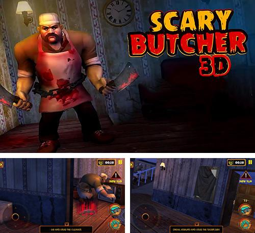 In addition to the game Amazing Runner for iPhone, iPad or iPod, you can also download Scary butcher 3D for free.