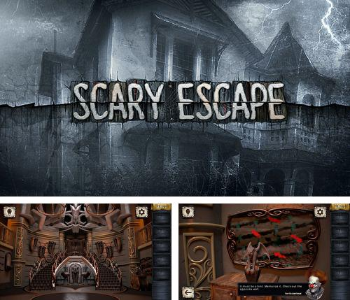In addition to the game Depth hunter 2: Deep dive for iPhone, iPad or iPod, you can also download Scary escape for free.