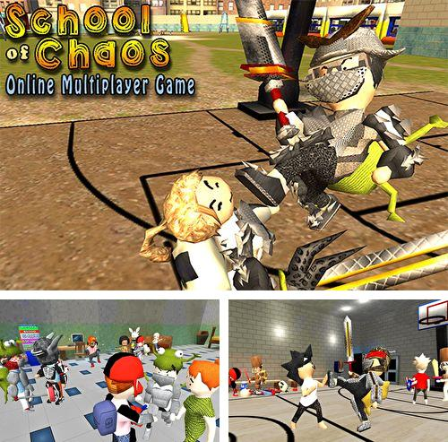 In addition to the game Skilltree saga for iPhone, iPad or iPod, you can also download School of Chaos: Online MMORPG for free.