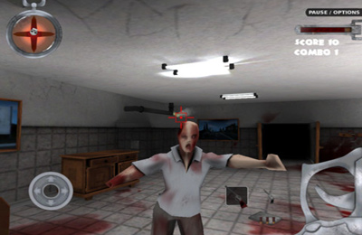Screenshots of the Schwarzwald Zombie Hospital game for iPhone, iPad or iPod.