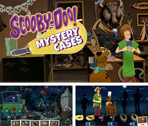 Скачать Scooby-Doo mystery cases на iPhone бесплатно