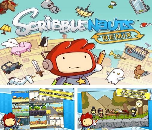 In addition to the game Hungry Seal for iPhone, iPad or iPod, you can also download Scribblenauts Remix for free.