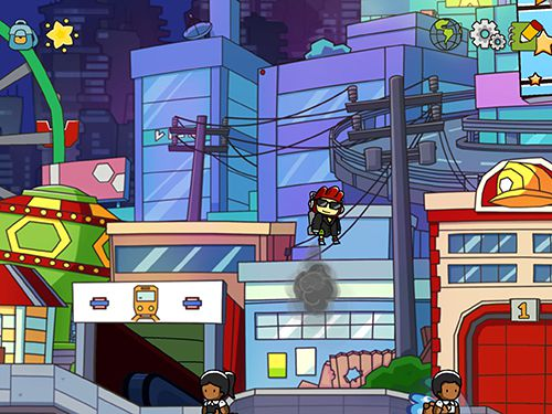 Descarga gratuita de Scribblenauts: Unlimited para iPhone, iPad y iPod.