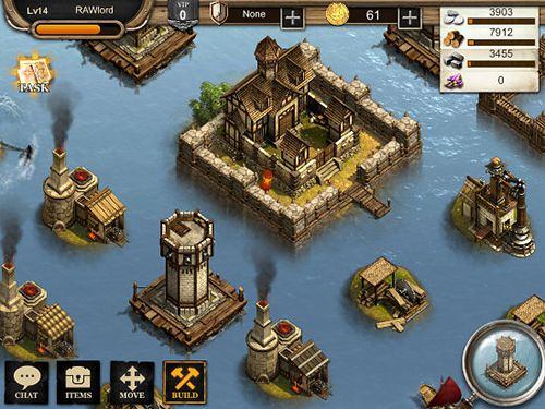 Baixe o jogo Sea adventure: Kingdom of glory para iPhone gratuitamente.