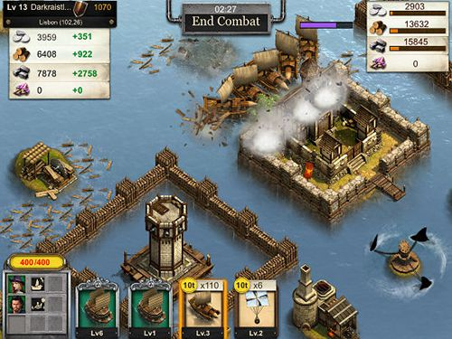 Free Sea adventure: Kingdom of glory download for iPhone, iPad and iPod.