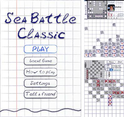 In addition to the game Bad Piggies for iPhone, iPad or iPod, you can also download Sea Battle Classic for free.