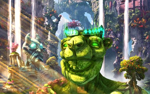 Download Sea of giants iPhone free game.