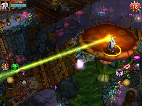 Screenshots of the Second chance: Heroes game for iPhone, iPad or iPod.