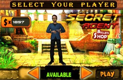 Скачать Secret Agent ( 3D Shooting Games) на iPhone бесплатно