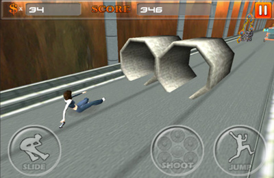 Игра Secret Agent ( 3D Shooting Games) для iPhone