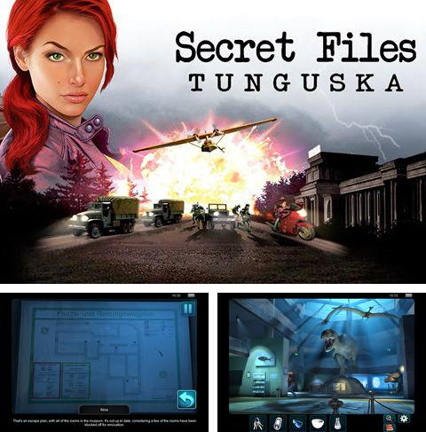 In addition to the game The amazing Bernard for iPhone, iPad or iPod, you can also download Secret files Tunguska for free.