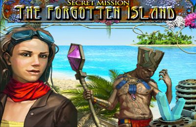 Secret Mission - The Forgotten Island