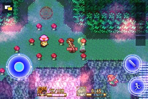下载免费 iPhone、iPad 和 iPod 版Secret of mana。