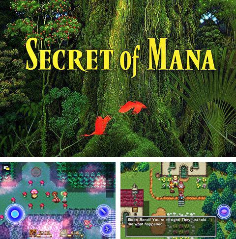 In addition to the game Eyes - the horror game for iPhone, iPad or iPod, you can also download Secret of mana for free.