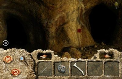 Capturas de pantalla del juego Secret of the Lost Cavern - Episode 1 para iPhone, iPad o iPod.