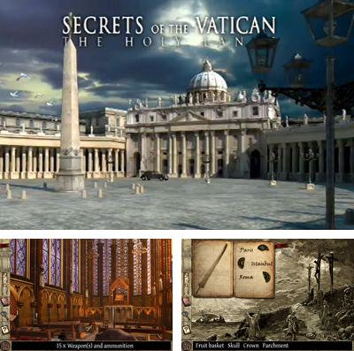In addition to the game Magic Orbz for iPhone, iPad or iPod, you can also download Secrets of the Vatican - Extended Edition for free.
