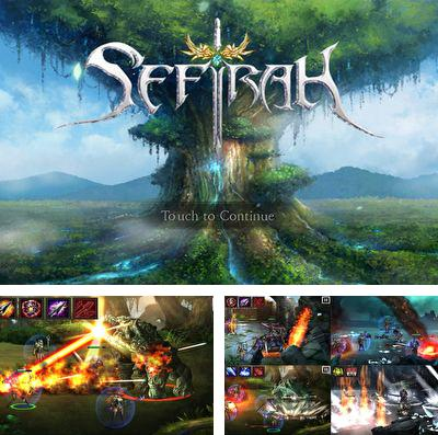 In addition to the game Tracky train for iPhone, iPad or iPod, you can also download Sefirah for free.