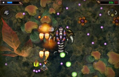 Screenshots of the Sela The Space Pirate game for iPhone, iPad or iPod.