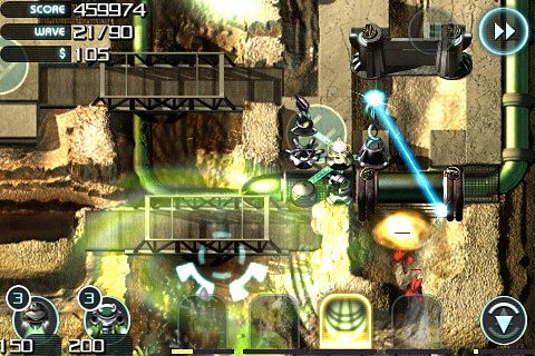 Download Sentinel 2: Earth defense iPhone free game.