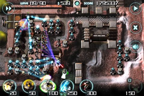 Descarga gratuita de Sentinel 2: Earth defense para iPhone, iPad y iPod.