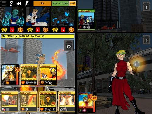 Kostenloser Download von Sentinels of the Multiverse für iPhone, iPad und iPod.
