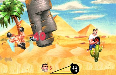 Descarga gratuita de Serious Sam Kamikaze Attack! para iPhone, iPad y iPod.